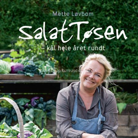 25c88fa0d71 Kål kogebog fra SalatTøsen. Køb den på Hornstrup Kursuscenter.